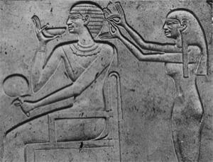 Ancient Egyptians used hair gel | Discovering Ancient Egypt | Scoop.it