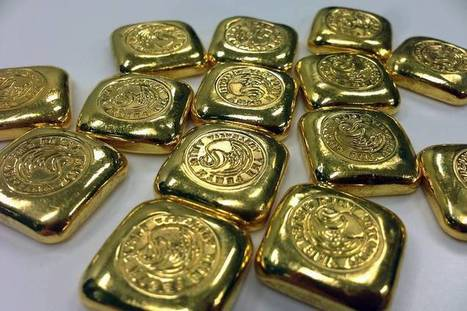 Gold Climbs; Dollar Steadies | La revue de presse CDT | Scoop.it
