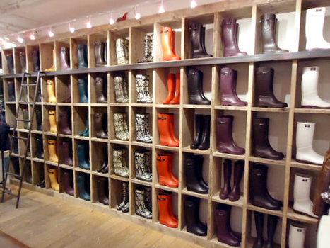 Aigle ouvre une boutique éphémère à Covent Garden | Retail Design Review | Scoop.it