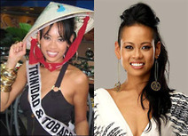 Anya Ayoung-Chee (Chinese, Indian, Caucasian)... | Mixed American Life | Scoop.it
