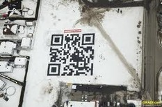 QR Code Size Sets Record on QR Codes USA | Everything from Social Media to F1 to Photography to Anything Interesting | Scoop.it