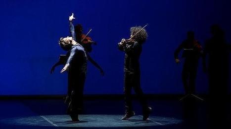 «A + A»: Concierto para violín y bailarín | Terpsicore. Danza. | Scoop.it
