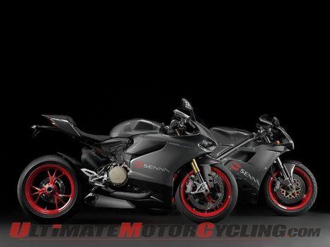 2014 Ducati Panigale S Senna   Ducati & Italian Bikes   Scoop.it
