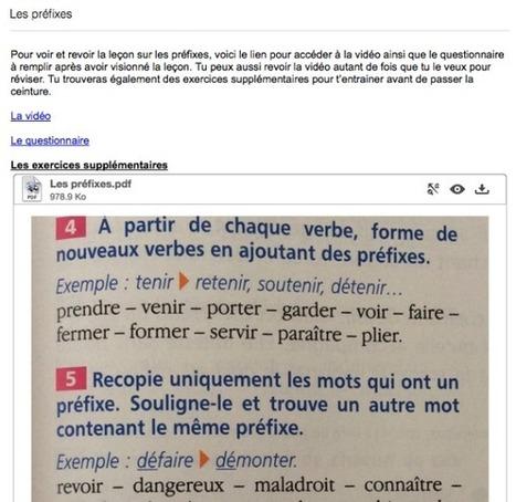 Ma classe inversée avec Evernote | Français Langue Etrangère et Technologies | Scoop.it