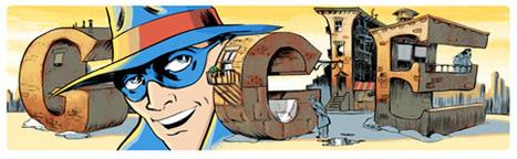 Google obtient un brevet pour ses Doodles (Logo) ! | toute l'info sur Google | Scoop.it