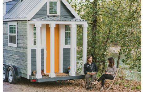 Heirloom: le mobil-home qui fait envie | Un petit goût de Vacances | Scoop.it