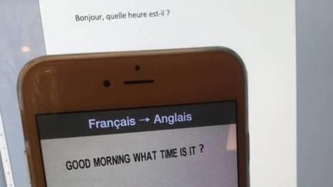 Les progrès spectaculaires de la traduction simultanée   numérique éducation handicap   Scoop.it