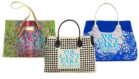 The CFDA & eBay's New Bags Will Make You Never Want To 'Fake' It Again | TAFT: Trends And Fashion Timeline | Scoop.it
