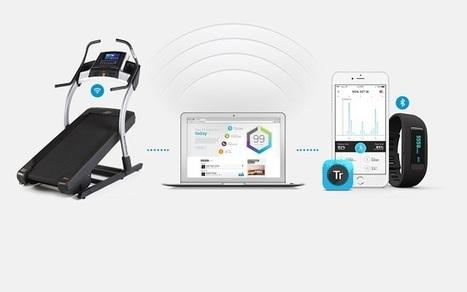 Lancement de la gamme iFit, coach personnalisé et premier cloud fitness | Hightech, domotique, robotique et objets connectés sur le Net | Scoop.it