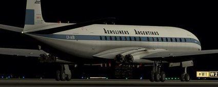 Flight Simulator News Brief: de Havilland DH 106 Comet for X-Plane ... | X-Plane News | Scoop.it