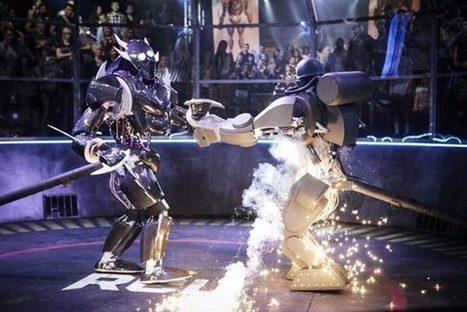 Des combats de robots pour de vrai | Actualités robots et humanoïdes | Scoop.it