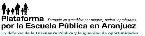 AranjuezSomosPública