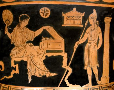 Helena de Troya: Iconografía griega y sus pervivencias en la tradición occidental | Net-plus-ultra | Scoop.it