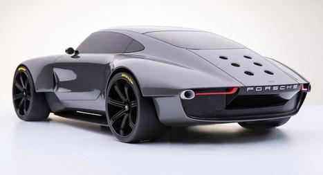Porsche 901 Design Concept Reimagines the Iconic 911 | Art, Design, Social Media, Sex & Hangovers | Scoop.it