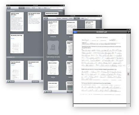 Créer un Portfolio avec Evernote (Education Series) | E-pedagogie, apprentissages en numérique | Scoop.it