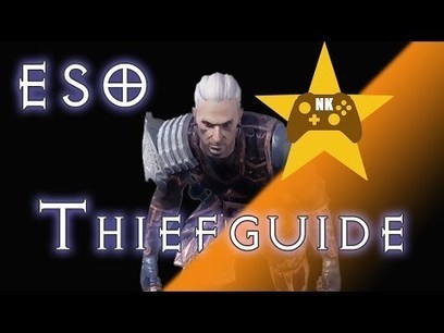 Elder Scrolls Online TU Thief Guide | freetopla
