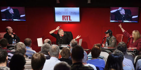 RTL et France Inter au plus haut dans un marché radio en contraction | (Media & Trend) | Scoop.it
