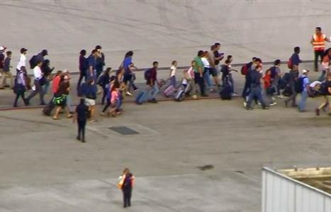 Fusillade dans un aéroport de Floride: «Plusieurs morts», selon les autorités | AFFRETEMENT AERIEN KEVELAIR | Scoop.it