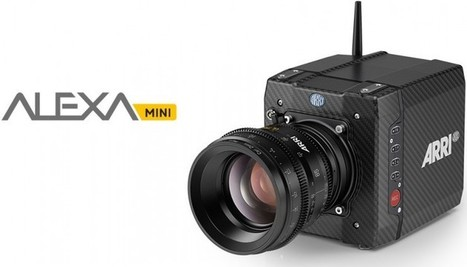New ARRI ALEXA Mini: Same Image Quality in a Much Smaller Package | Cinematography | Scoop.it