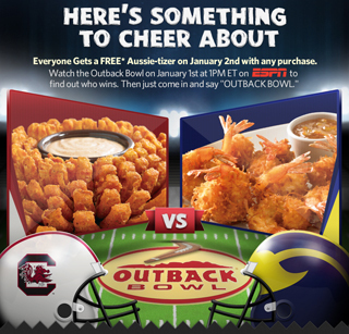 Outback Bowl coming to Clearwater Beach again.. | Clearwater Beach Florida | Scoop.it