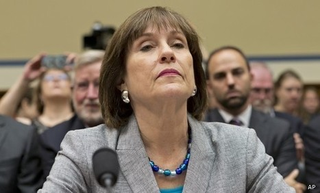 WSJ: Emails Show IRS' Lerner Targeted Tea Party Groups | Restore America | Scoop.it