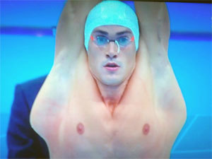 Italian Swimmer Astonishes With Odd Physique   Odd, Fun & Cool   Scoop.it