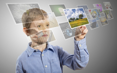 7 Ways Your Kids Could Learn More with Augmented Reality | Augmented Reality in Education and Training | Scoop.it