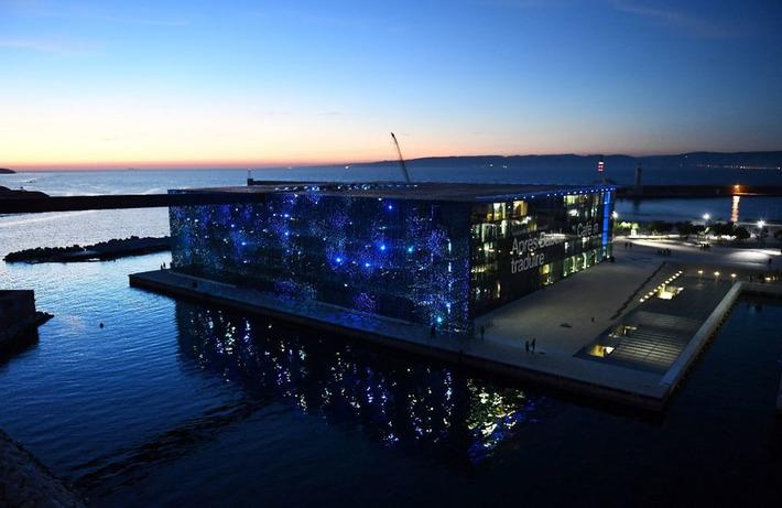 Marseille: la fréquentation du MuCem en hausse de 10% en 2016 | Le Parisien | Kiosque du monde : A la une | Scoop.it