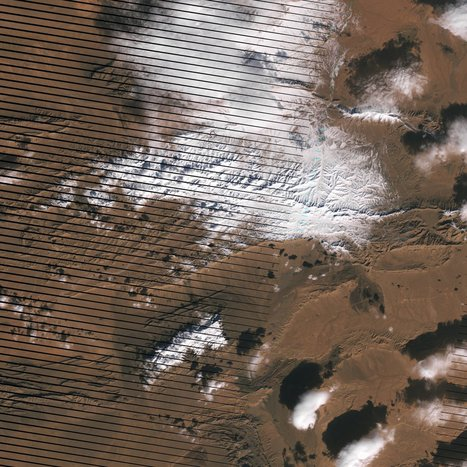 Snowfall was recorded in the Sahara Desert for the first time in 37 years — and the satellite imagery is gorgeous | Urban and Master Planning | Scoop.it