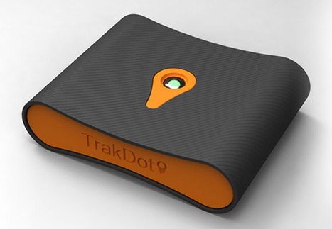 Trakdot Luggage Tracker up for Pre-Order | Geeky Gadgets | Way Cool Tools | Scoop.it