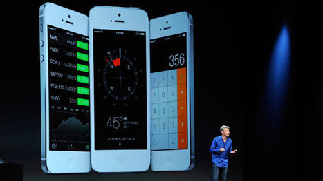 iOS 7: What's Coming to Your iPhone | School Library Media | Scoop.it