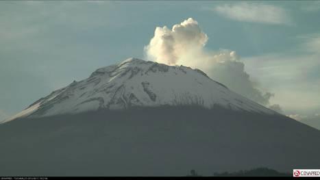 Popocatépetl:This massive volcano looms over Mexico City | Interesting Reading to learn English -intermediate - advanced (B1, B2, C1,) | Scoop.it