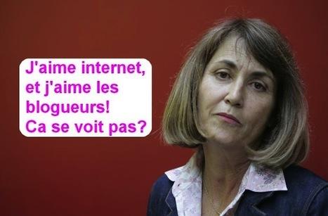 Christine Albanel : de la Hadopi à la Commission Lescure… | Criticize Me | Social Media, etc. | Scoop.it