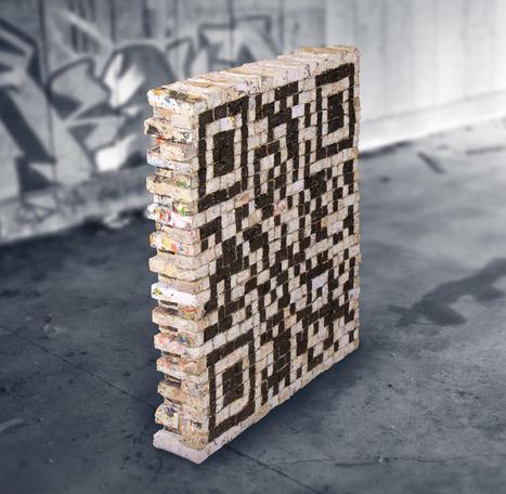 Pier Regnier, créateur de la Brick Mémoire | QR code news | Scoop.it