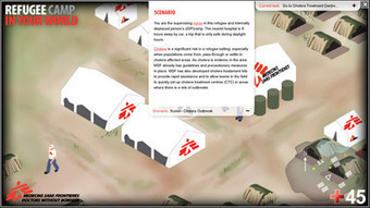 Refugee Camp In Your World- Refugee Camp In Your City | Masada Geography | Scoop.it