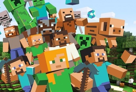15 Fun Facts About 'Minecraft' | ANALYZING EDUCATIONAL TECHNOLOGY | Scoop.it