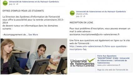 [Ils se sont lancés sur les réseaux sociaux] Episode 13 : les universités et écoles supérieures | François MAGNAN  Formateur Consultant | Scoop.it