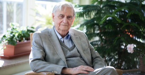 In 'Half Earth,' E.O. Wilson Calls for a Grand Retreat   ReConnecting to Nature   Scoop.it