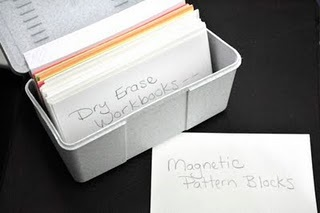 The Amazing Mess: Idea and Activity Organization: Index Cards to the Rescue! | Jardim de Infância | Scoop.it