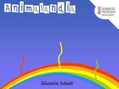 Animalandia | Tic en aula preecolar | Scoop.it