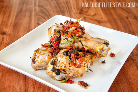 Sun-dried Tomato Chicken | Paleo Diet Lifestyle | Truly Healthy Recipes | Scoop.it