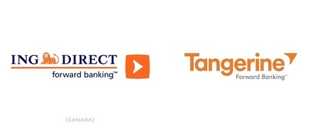 New Logo and Name for ING Direct Canada | Identité visuelle | Scoop.it