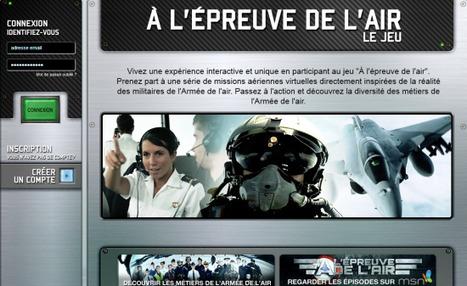 #Recrutement : la campagne transmedia de l'armée de l'air - Décriptage | RH EMERAUDE | Scoop.it