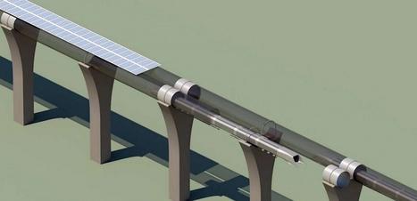 Ces sociétés qui vont vraiment construire l'Hyperloop | Informatique et autres geekeries | Scoop.it
