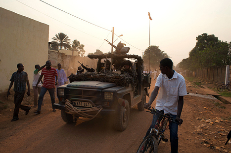 Chaos in Central African Republic is about power, not religion - Christian Science Monitor | Writing, Research, Applied Thinking and Applied Theory: Solutions with Interesting Implications, Problem Solving, Teaching and Research driven solutions | Scoop.it