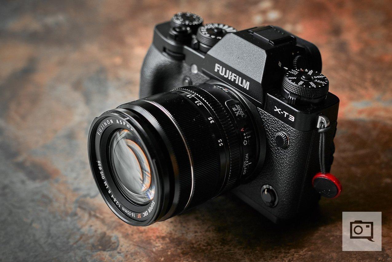 First Impressions Fujifilm Xt3 Fujifilm S Jac