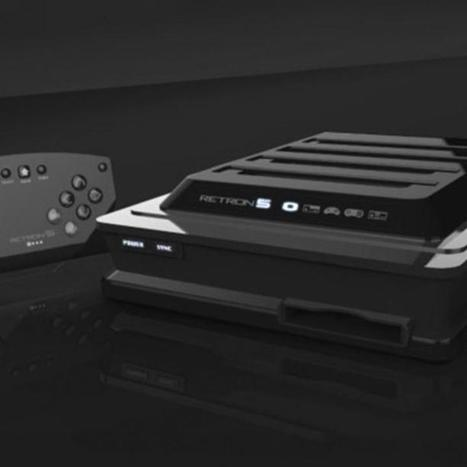 Play All Your Old Games on This Retro Console   Little things about tech   Scoop.it