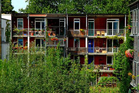 Habitat participatif: la France reste loin derrière l'Allemagne   Partager   Scoop.it