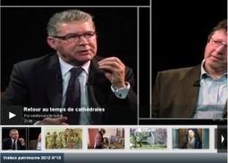 Vidéos patrimoine 2012 N°10 : Des compagnons du Tour de France au Muséoparc d'Alesia | L'observateur du patrimoine | Scoop.it