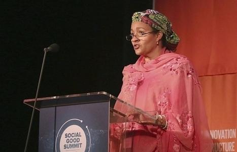 Le numéro 2 de l'ONU sera une femme africaine | egalité femmes hommes, parité, mixité, innovation sociale | Scoop.it